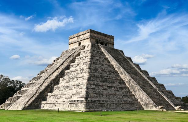 TUI Weihnachtsziel Mexiko Mayastätte