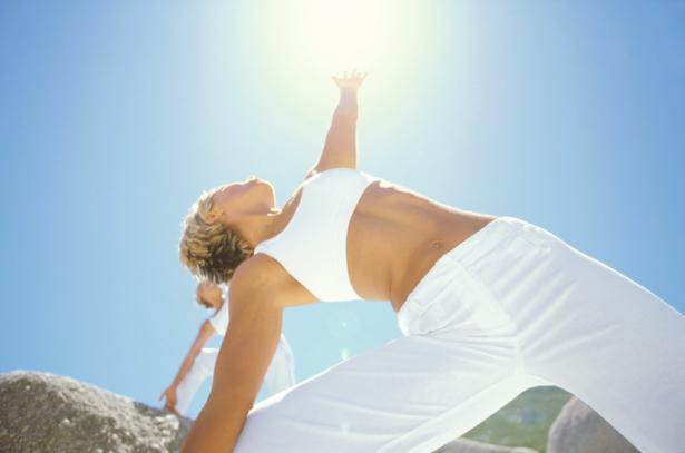 Robinson WellFit Yoga
