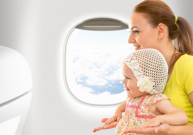 TUI Fliegen mit Kind