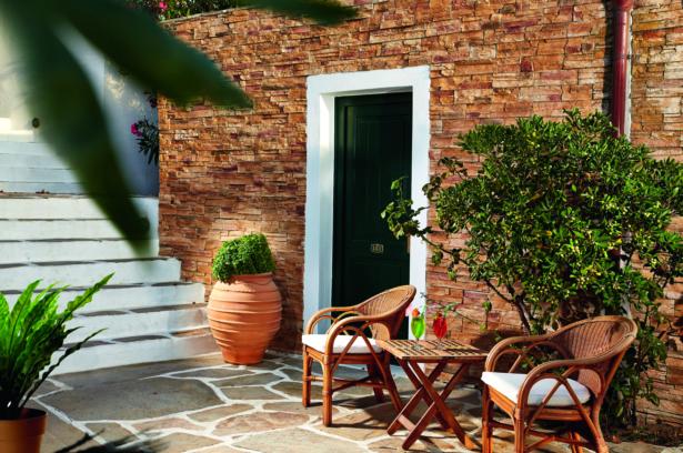 Naxos Hotel Galaxy Terrasse