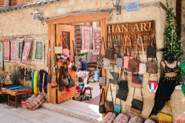 TUI Antalya Bazar Altstadt