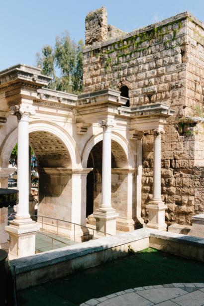 TUI Antalya Ruine