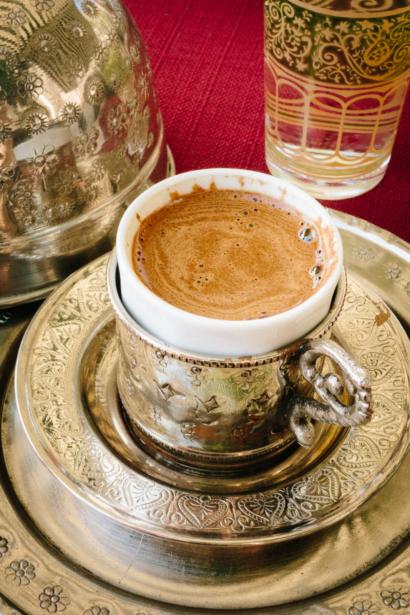 TUI Antalya Türkischer Kaffee