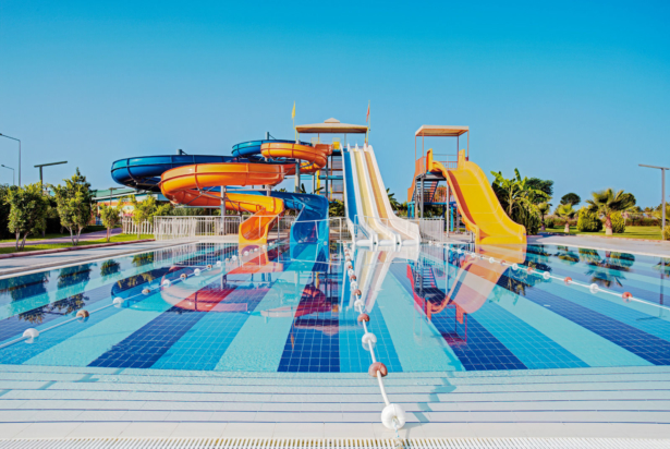 TUI MAGIC LIFE Jacaranda Side Aquapark