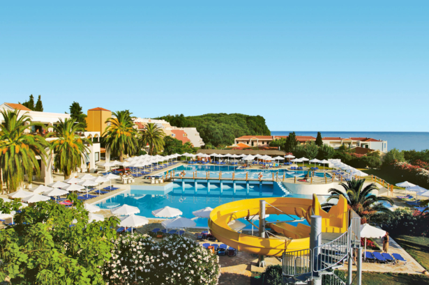 best FAMILY Roda Beach & Spa Pool mit Rutsche