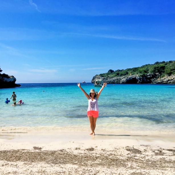 Valentinas Top 3 Strände auf Menorca