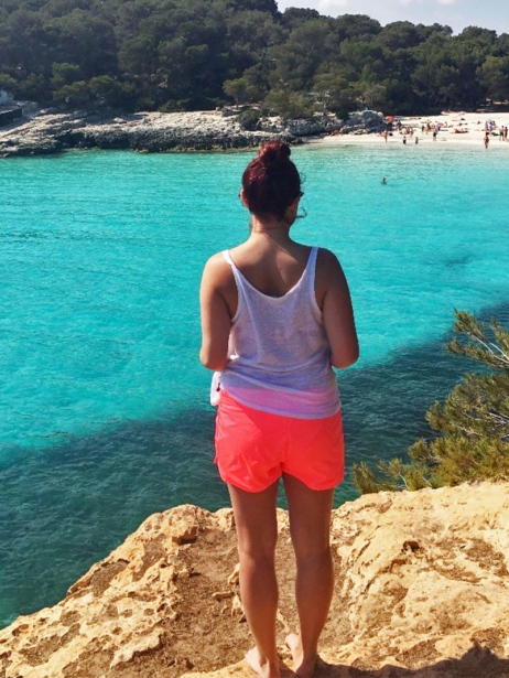 Valentinas Top 3 Strände - Cala Turqueta auf Menorca