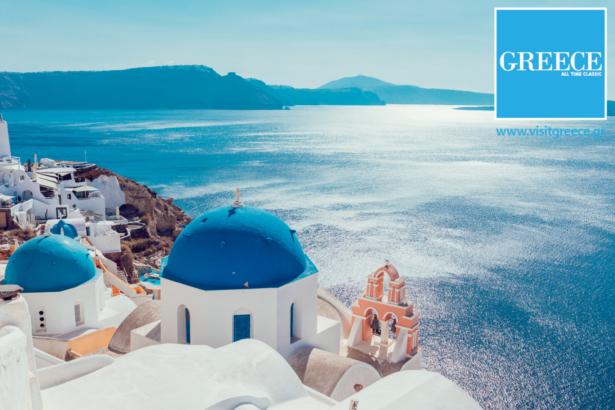 ykladen Inselhüpfen Griechenland - Santorin