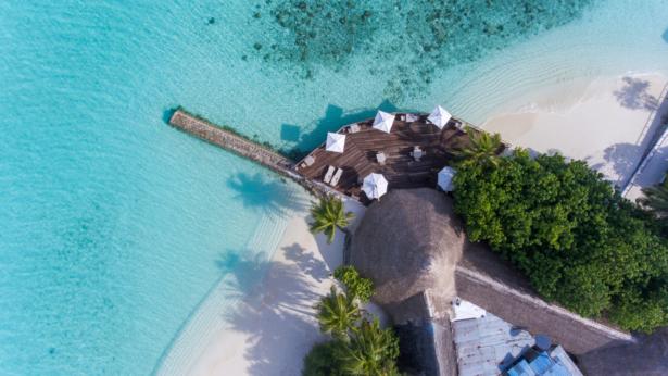 Winter im Warmen - Makunudu Island Malediven
