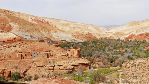 48 Stunden in Marrakesch - Ait-Ben-Haddou