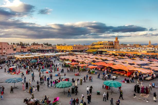 48 Stunden in Marrakesch - Medina Marrakesch