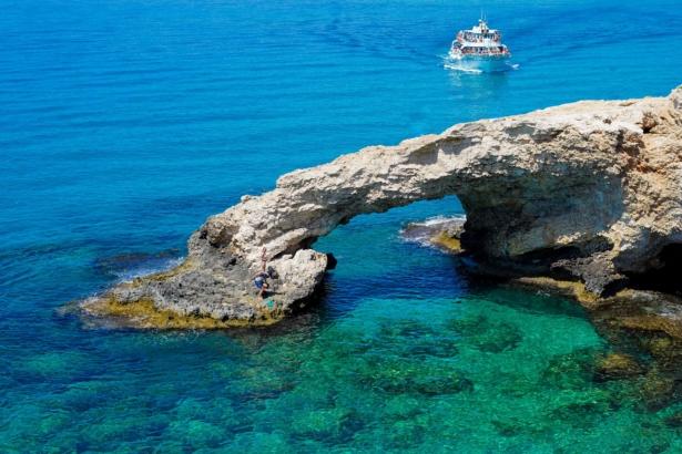 Ausflüge Zypern - Meereshöhlen Ayia Napa