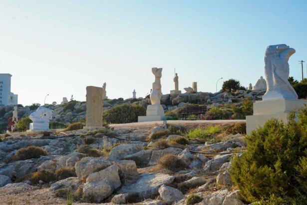 Ausflüge Zypern - Skulpturenpark Ayia Napa