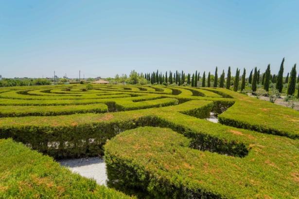Ausflüge Zypern - Cyherbia Labyrinth