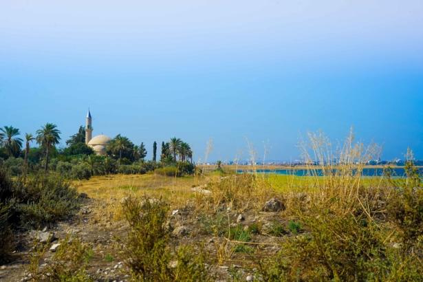 Ausflüge Zypern - Moschee Hala Sultan Tekke Larnaka