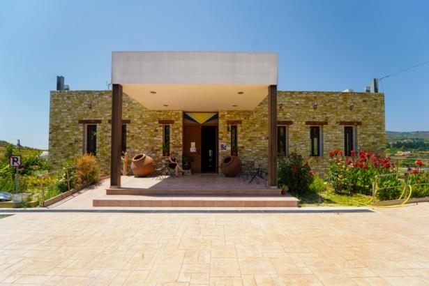 Zypern Ktima Christoudia Winery Kato Drys