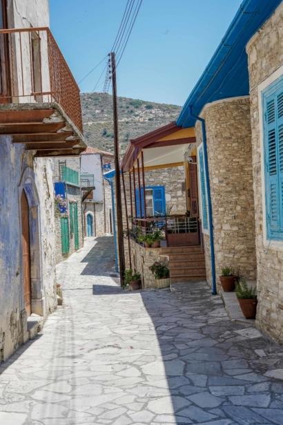 Ausflüge Zypern - Lefkara Gasse