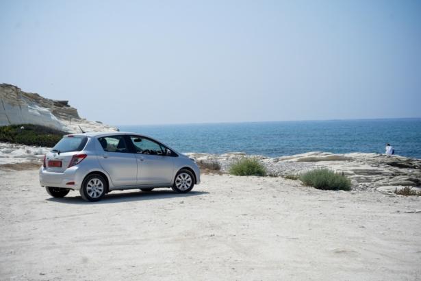 Zypern Roadtrip Astrid und Petra Küste
