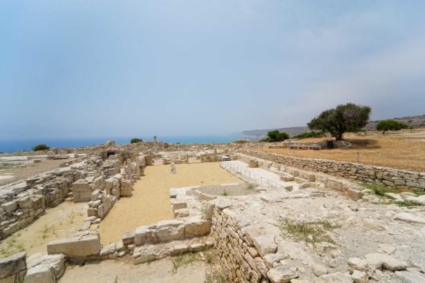 Ausflüge Zypern - Kourion