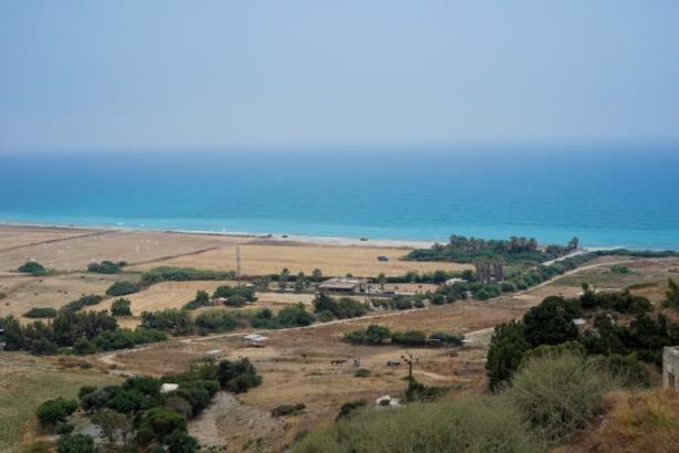 Zypern Roadtrip Astrid und Petra Ausblick