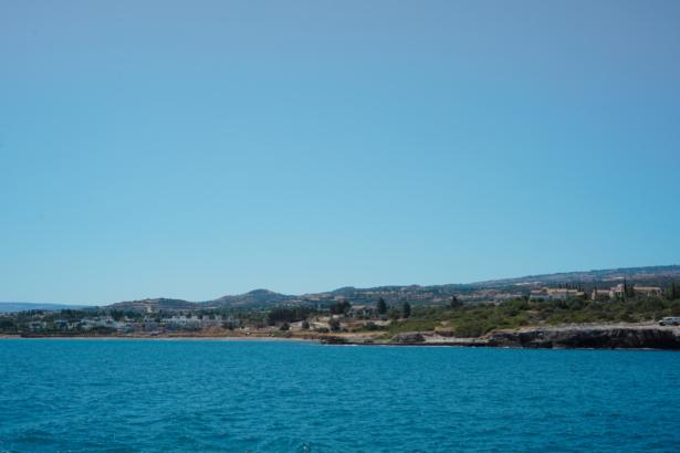 Zypern - Bootstrip Blaue Lagune