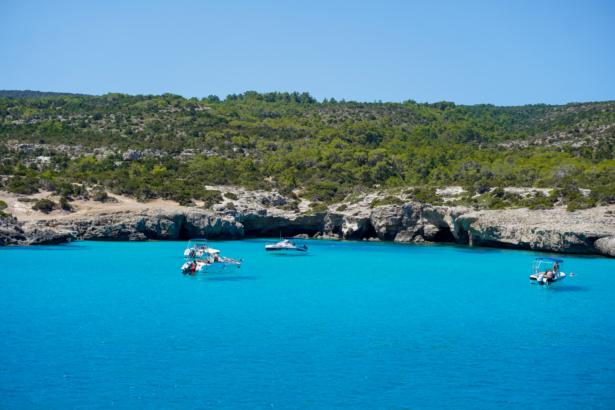 Ausflüge Zypern - Blaue Lagune