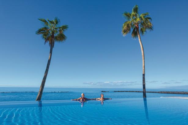 RIU Arecas Infinity Pool