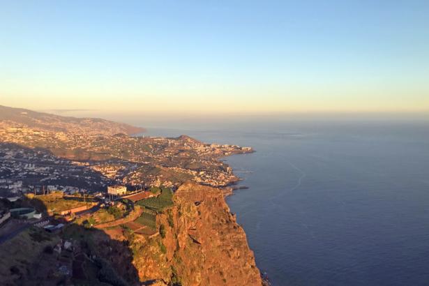 Cabo Girão Maderia
