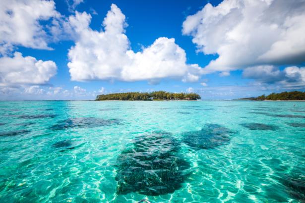 Winter im Warmen Mauritius Ile des Deux Cocos