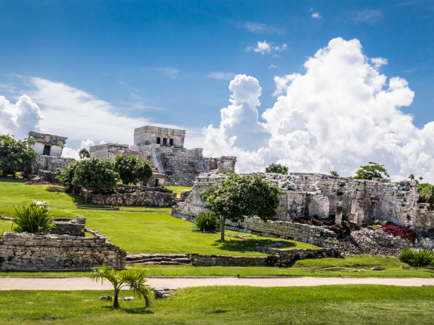 TUI Winter im Warmen Mexiko Mayastätten