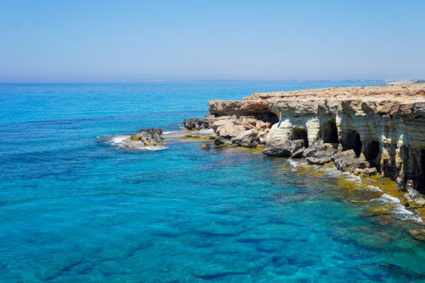 TUI Last Minute Reiseblogger Zypern - Ayia Napa Küste