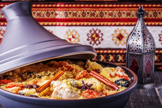 48 Stunden in Marrakesch - Traditionelle Tajine