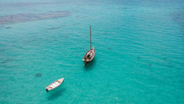 Bootsausflug Salinas Kapverden Boa Vista