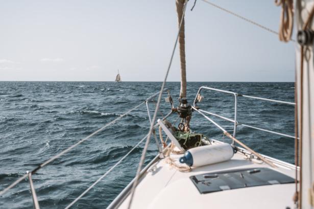 Segeltörn rund um Sal Kapverden