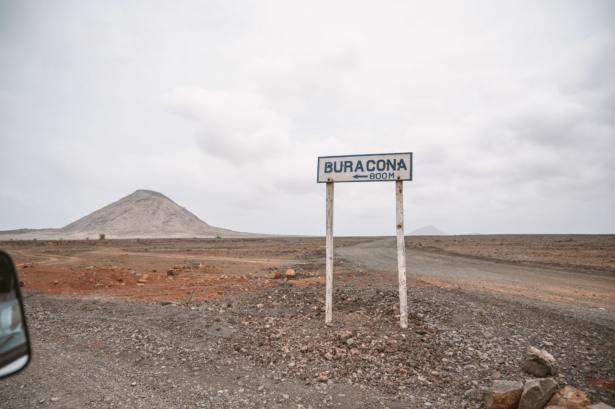 Buracona Blue Hole Sal Kapverden