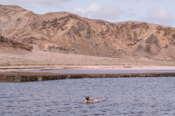 Salinas Pedra da Lume Sal Kapverden