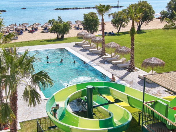 TUI KIDS CLUB Grecotel Casa Marron Pool - Top 10 Rutschenhotels
