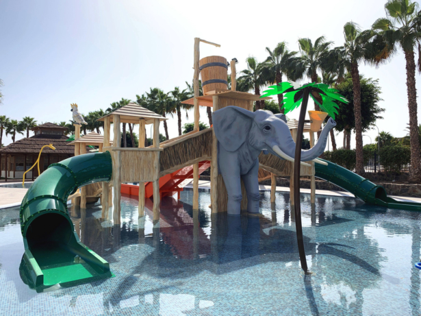 TUI KIDS CLUB Maspalomas Princess Aquapark