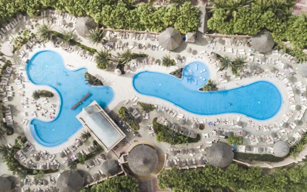 Hotel RIU Funana Pool
