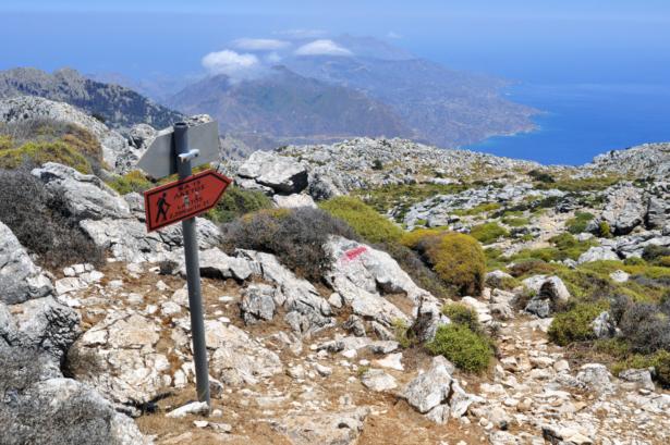 Wanderweg Karpathos