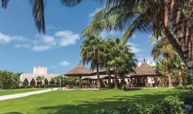 Hotel RIU Funana Anlage