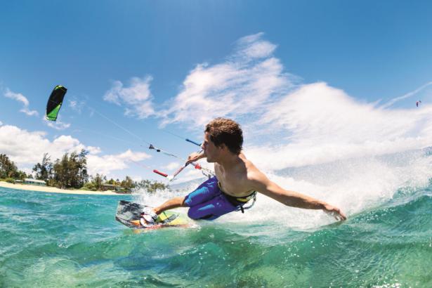 Kitesurfing Kroatien