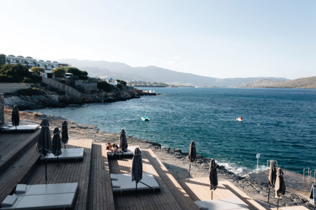 Meerblick Kreta